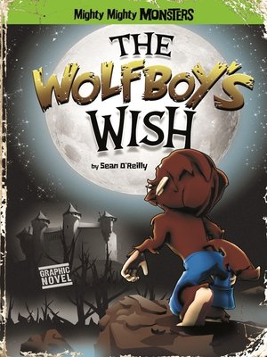 cover image of The Wolfboy's Wish