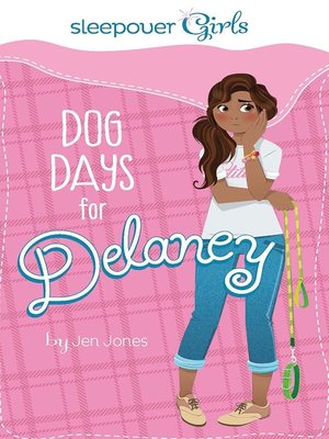 cover image of Dog Days for Delaney