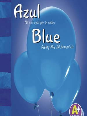 cover image of Azul / Blue