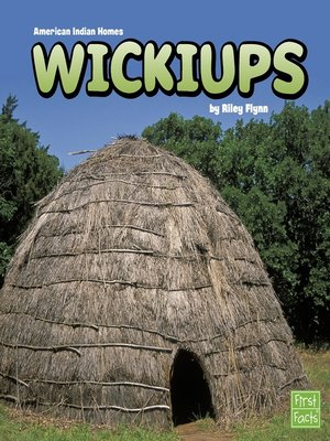 cover image of Wickiups