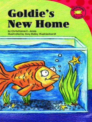 cover image of Goldie's New Home