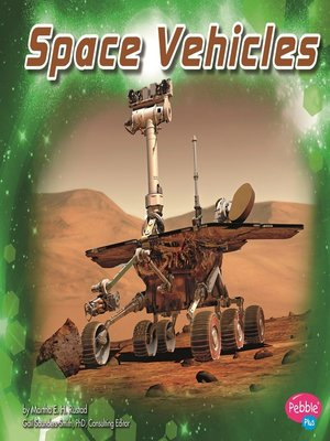 cover image of Space Vehicles