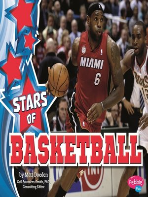 cover image of Stars of Basketball