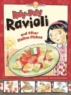 cover image of Roly-Poly Ravioli