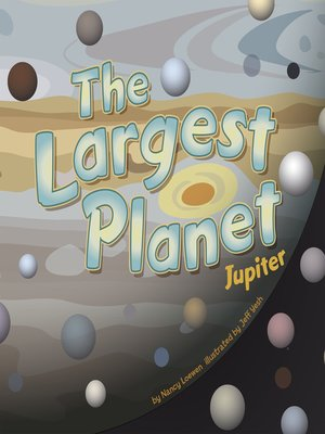 cover image of The Largest Planet