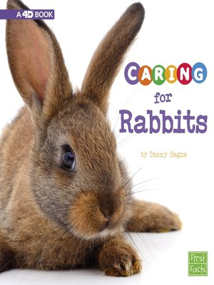 cover image of Caring for Rabbits