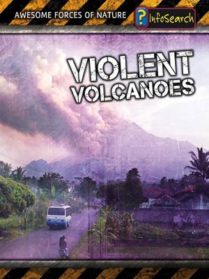 cover image of Violent Volcanoes