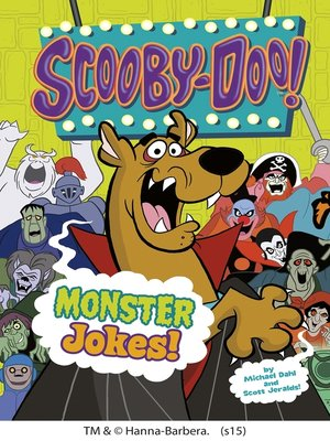 cover image of Scooby-Doo Monster Jokes