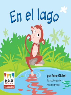 cover image of En el lago