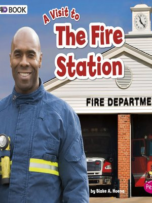 cover image of The Fire Station