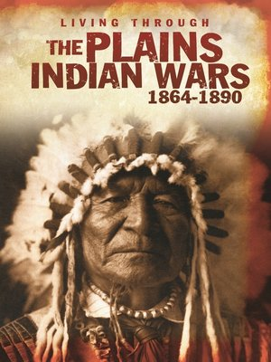 cover image of The Plains Indian Wars 1864-1890