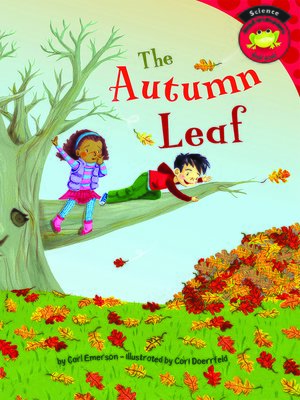 cover image of The Autumn Leaf