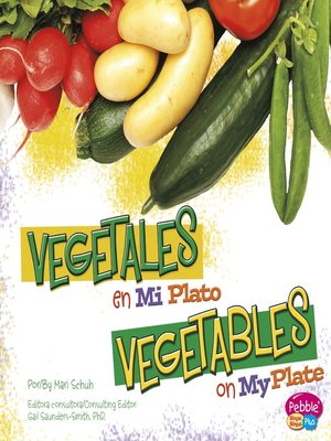 cover image of Vegetales en MiPlato/Vegetables on MyPlate