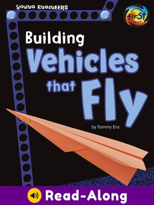 cover image of Building Vehicles that Fly