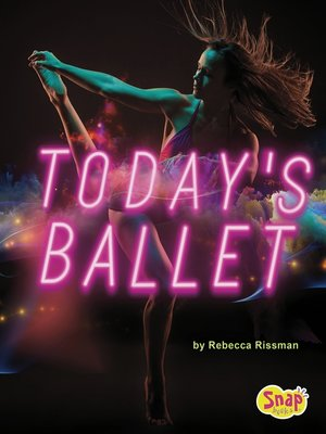cover image of Today's Ballet
