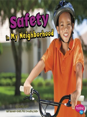 cover image of Safety in My Neighborhood