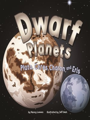 cover image of Dwarf Planets