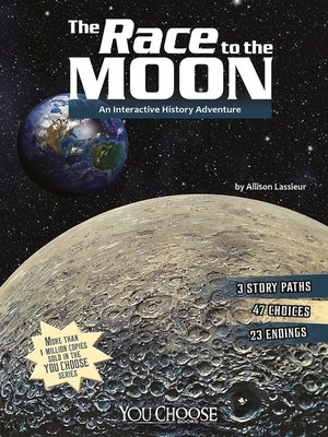 cover image of The Race to the Moon