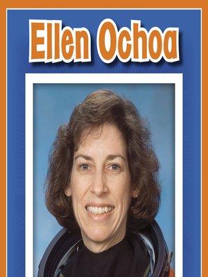 cover image of Ellen Ochoa