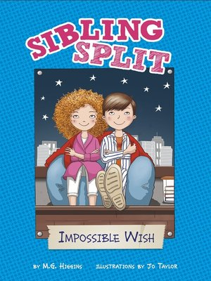 cover image of The Impossible Wish
