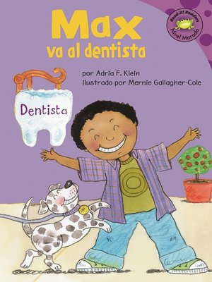 cover image of Max va al dentista