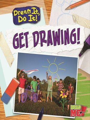 cover image of Get Drawing!