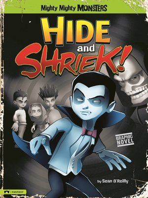 cover image of Hide and Shriek!
