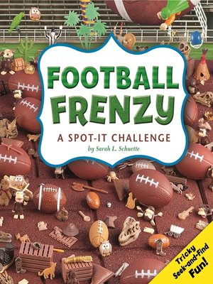 cover image of Football Frenzy