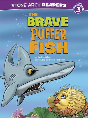cover image of The Brave Puffer Fish
