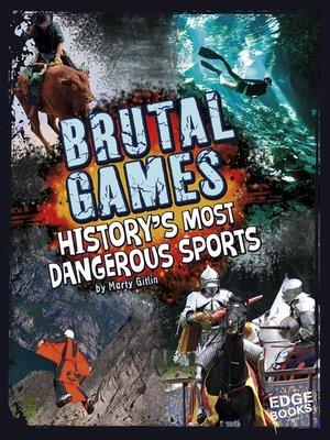 cover image of Brutal Games