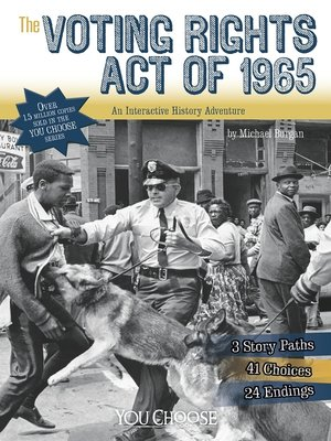 cover image of The Voting Rights Act of 1965