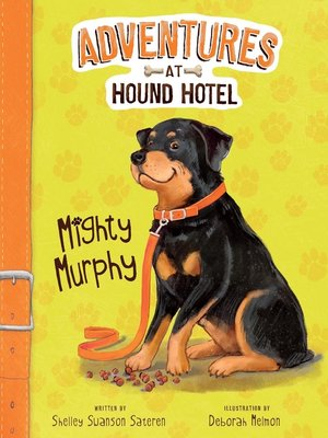 cover image of Mighty Murphy