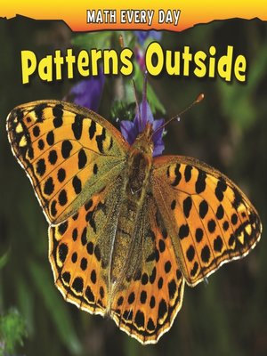 cover image of Patterns Outside