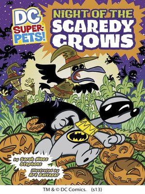 cover image of Night of the Scaredy Crows