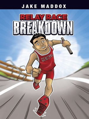 cover image of Relay Race Breakdown