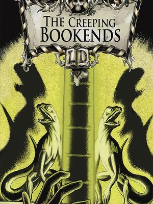 cover image of The Creeping Bookends