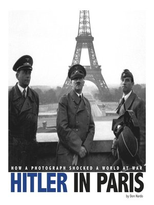 cover image of Hitler in Paris