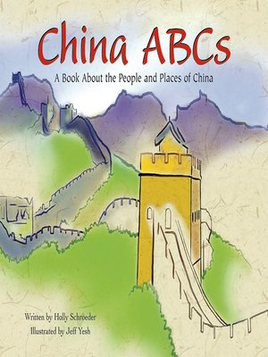 cover image of China ABCs
