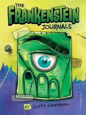 cover image of The Frankenstein Journals