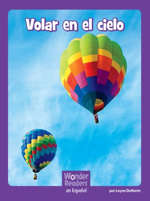 cover image of Volar en el cielo