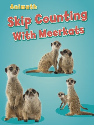 cover image of Skip Counting with Meerkats