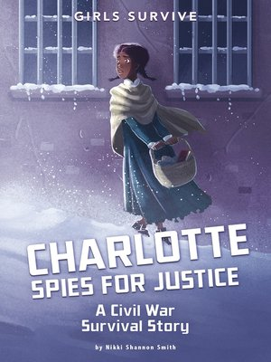 cover image of Charlotte Spies for Justice