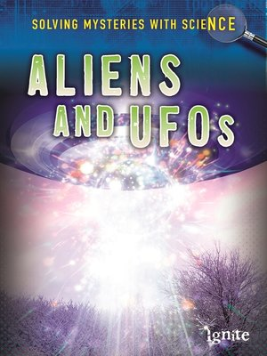 cover image of Aliens & UFOS