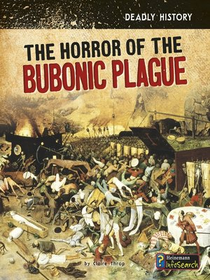 cover image of The Horror of the Bubonic Plague