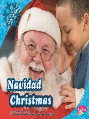 cover image of Navidad/Christmas