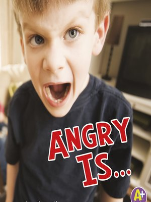 cover image of Angry Is…