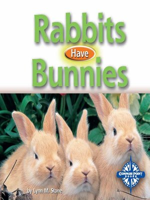 cover image of Rabbits Have Bunnies