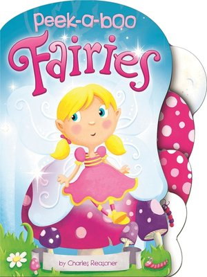 cover image of Peek-a-Boo Fairies