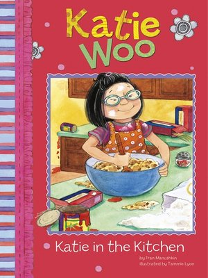 cover image of Katie in the Kitchen