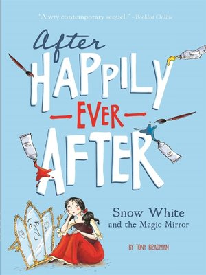 cover image of Snow White and the Magic Mirror (After Happily Ever After)